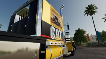 Caterpillar Heavy Haul – Скриншот 5