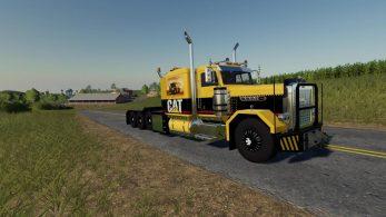 Caterpillar Heavy Haul – Скриншот 2
