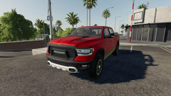 Dodge Ram 1500 Rebel – Скриншот 3