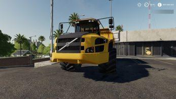 Volvo A40 – Скриншот 3