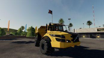 Volvo A40 – Скриншот 5