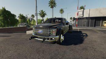 Ford F450 Platinum – Скриншот 3