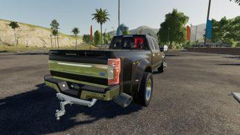 Ford F450 Platinum – Скриншот 2