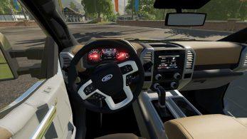 Ford F450 Platinum – Скриншот 1
