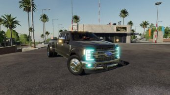 Ford F450 Platinum – Скриншот 5