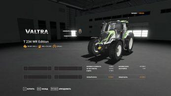Valtra T 234 WR Edition – Скриншот 5