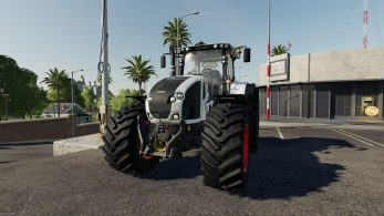 Claas Axion 900 – Скриншот 3
