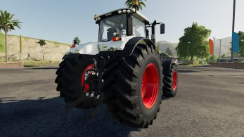 Claas Axion 900 – Скриншот 2