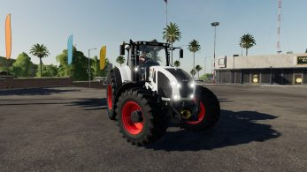 Claas Axion 900 – Скриншот 5