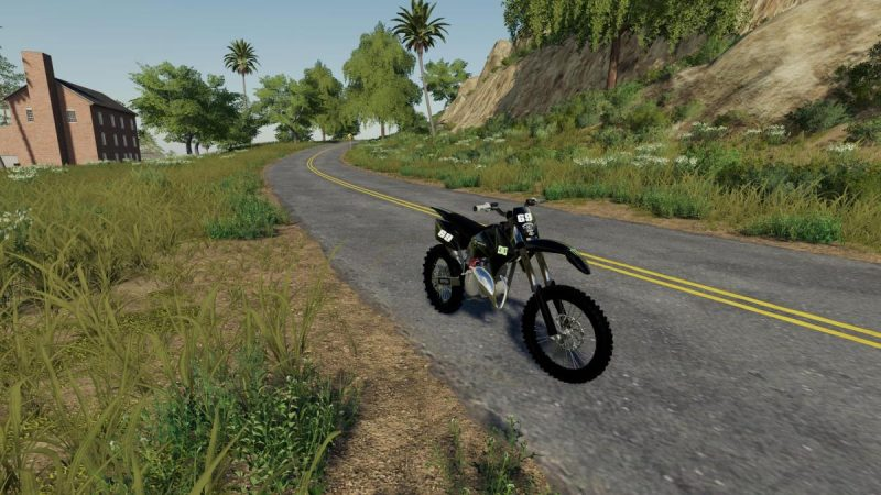 KTM Dirtbike