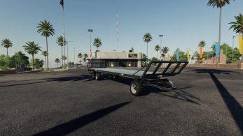 Fliegl DPW 180 Quaderballen Autoload – Скриншот 3