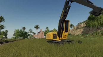 FDR Logging – Tigercat 880 – Скриншот 4