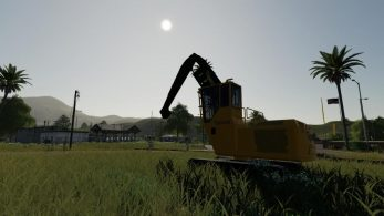 FDR Logging – Tigercat 880 – Скриншот 2