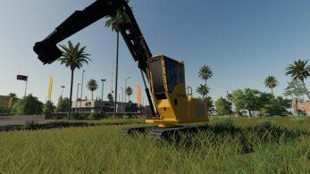 FDR Logging – Tigercat 880 – Скриншот 1