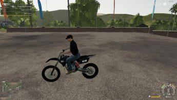 KTM Dirtbike – Скриншот 1