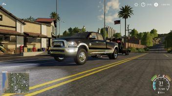 DodgeRam 3500 heavy duty