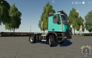 Mercedes Arocs Agrar – Скриншот 5