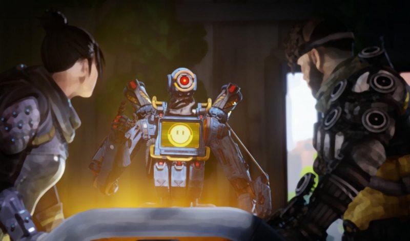 Появились первые подробности о возможном новом герое Apex legends