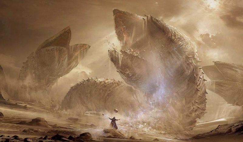 Funcom собирается выпустить три игры по вселенной Dune