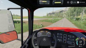 Mercedes Zetros – Скриншот 4