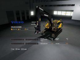 Volvo EC300E – Скриншот 7