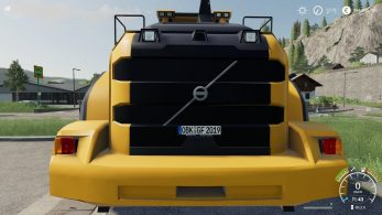 Volvo L220h – Скриншот 5