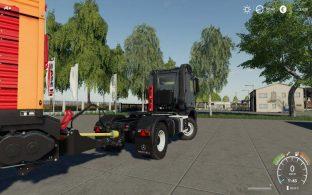 Mercedes Arocs Agrar – Скриншот 3