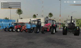 Сборка русских тракторов – Скриншот 1