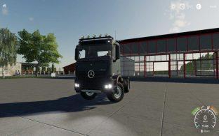 Mercedes Arocs Agrar – Скриншот 2