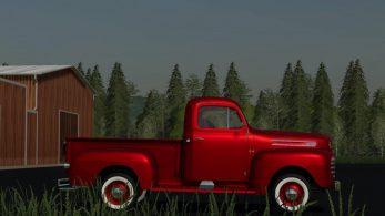 1948 Ford F100 – Скриншот 7