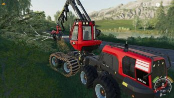 Real Forestry Machinery – Скриншот 6