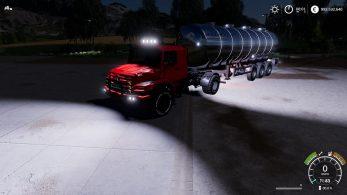 Mercedes Zetros – Скриншот 1