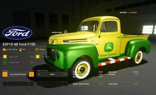 1948 Ford F100 – Скриншот 4
