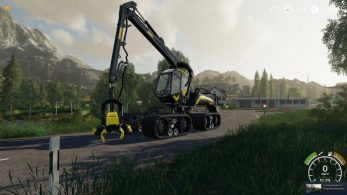 Real Forestry Machinery – Скриншот 8