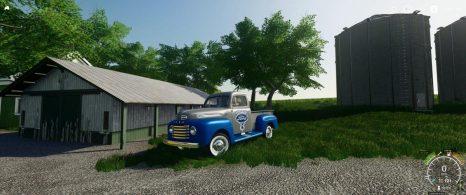 1948 Ford F100 – Скриншот 6