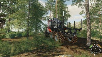 Real Forestry Machinery – Скриншот 2