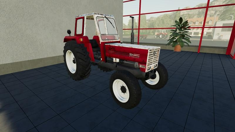 STEYR 760 Plus Basisversion