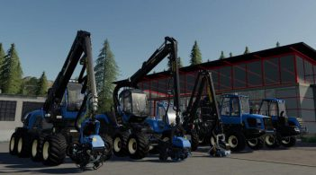 Real Forestry Machinery – Скриншот 7