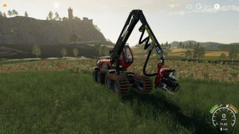 Real Forestry Machinery – Скриншот 1