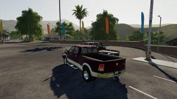 Ram 3500 Flatbed – Скриншот 3