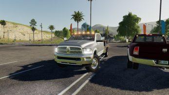 Ram 3500 Flatbed – Скриншот 1