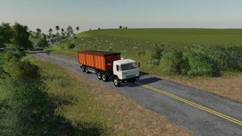 Камаз-53212 – Скриншот 1