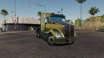 Kenworth T610 – Скриншот 6