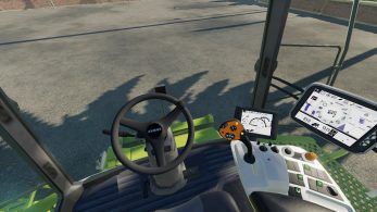 Claas Lexion 670 – Скриншот 1