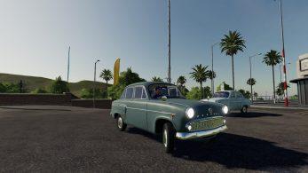 Москвич 407 – Скриншот 6