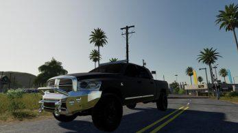 Dodge MegCab Cummins – Скриншот 2