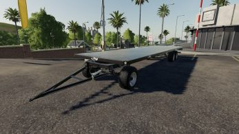 Fliegl DPW 180 с автозагрузкой – Скриншот 1