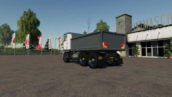 Kenworth K100-K123 – Скриншот 1