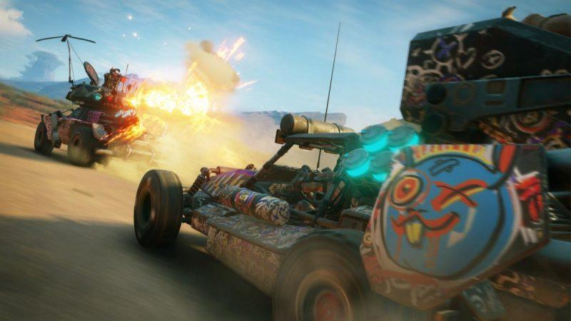 Создатели Rage 2 рассказали о технических особенностях версий для Xbox One X и PS4 Pro