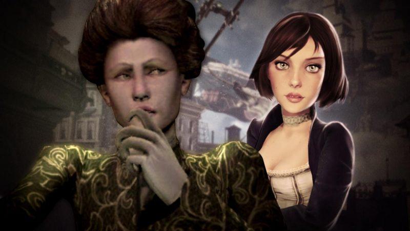 Показаны геймплейные кадры из ранней версии BioShock Infinite